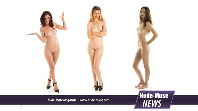 Nude Muse News 6th April 2017 Preview