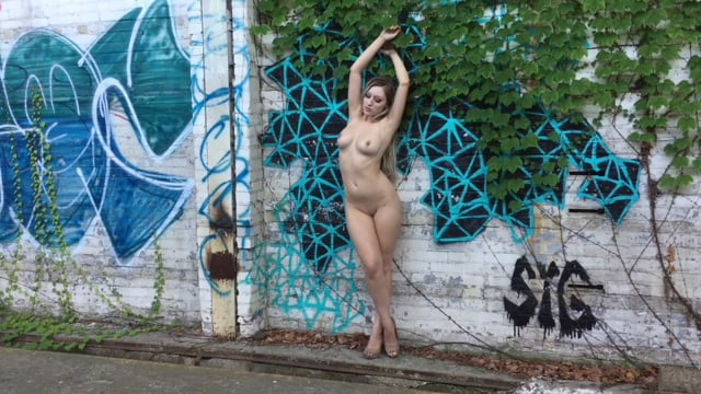 Emmy Sue – Urban Exploration