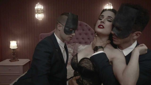 Monarchy  – Disintegration ft. Dita Von Teese