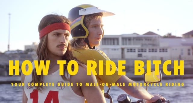 HOW TO RIDE BITCH