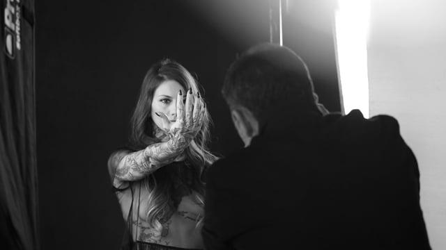 Nikos Aliagas – Backstage Normal Magazine
