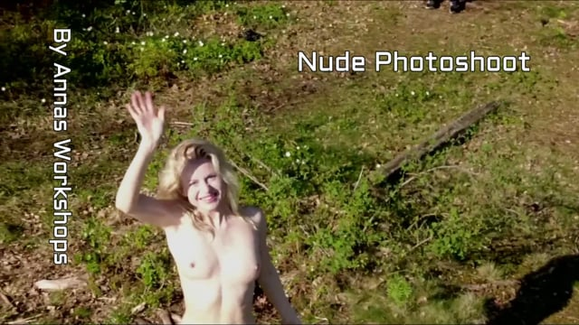 Nude shoot