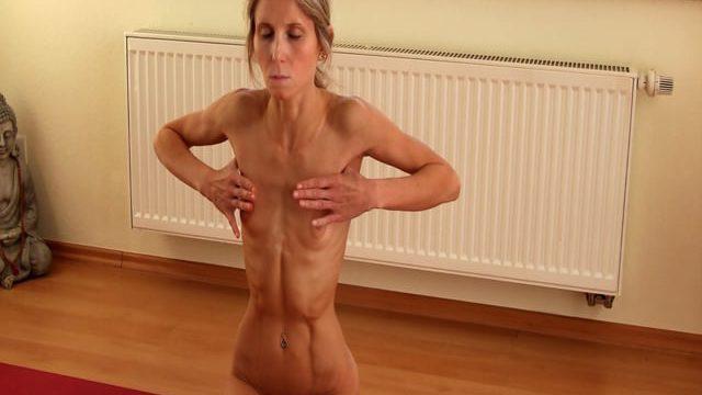 Nacktyoga 3 Stufenatmung zur Harmonisíerung des vegetativen Nervensystems