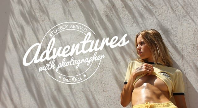 Playboy Abroad Adventures With Photographer Ana Dias :: Sevilla