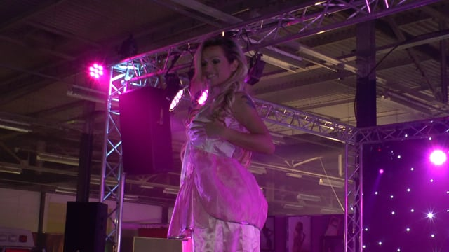 Striptease Kelly @ Erotic Tournai 2015 – Barbie Show