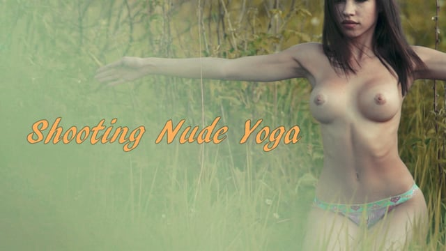 Making of Yoga Naked – Final Result