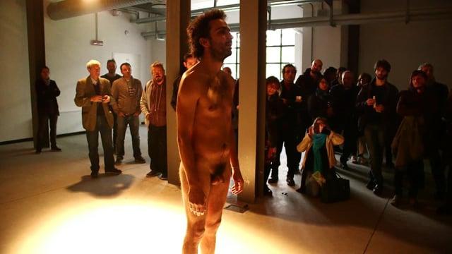 Greek Edibles Performance 17th  Mediterranean Biennale of Young Artists,Milan, 2015