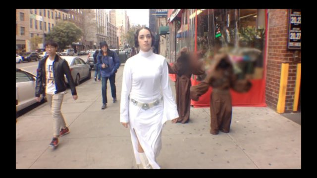 10 Hours of Princess Leia Walking in NYC (Official Video)