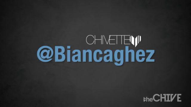 Chivette @Biancaghez is Ready to Bounce