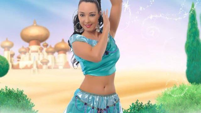 Princess Jasmine Belly Dance Parties