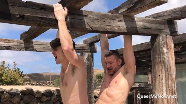 Gay Porn Behind The Scenes   Tomas Brand and Devin Franco