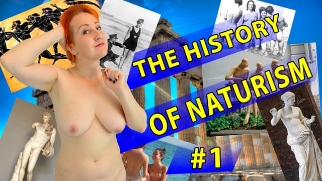 The history of naturism. Part 1.