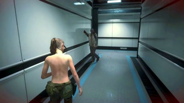 +18 Claire Full Nude MOD Resident Evil 2