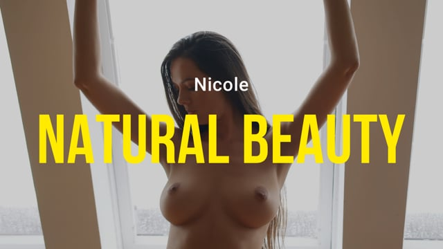 Nicole – Natural Beauty | 18+