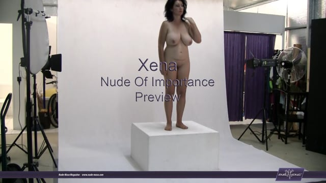 Xena Nude Of Importance Preview