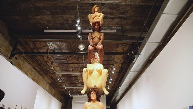 Participant Totem Installation