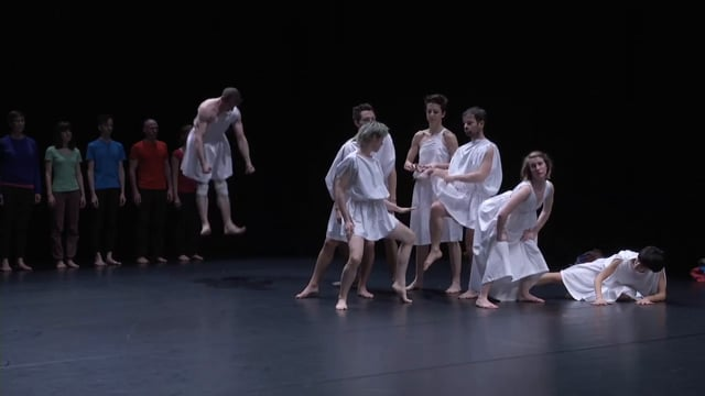 LES ANIMAUX by YoungSoon Cho Jaquet (2014) – FULL PERFORMANCE