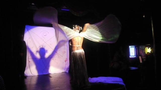 Barelesque 7 Oh The Horror – Jada Love