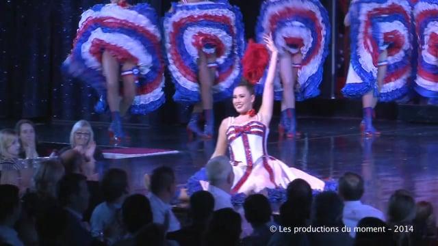TF1-Moulin Rouge… Les ailes du plaisir