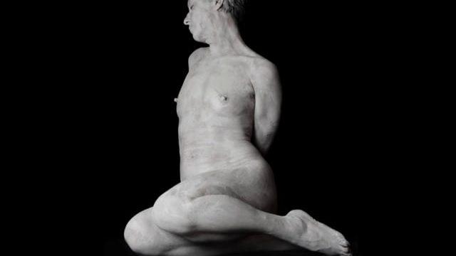 Swinarska as Nude III by Kobro
