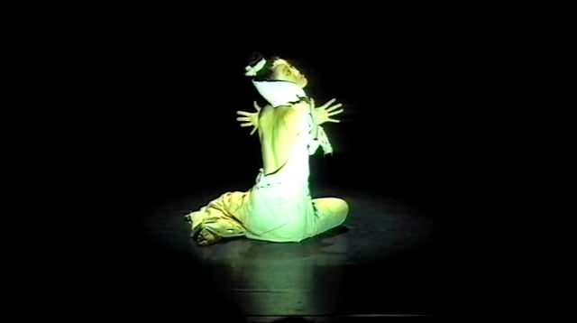 "tatoeba-Théâtre danse Grotesque  ""All Moonshine"" – Butoh Dance Theatre Solo by Yumiko Yoshioka –"