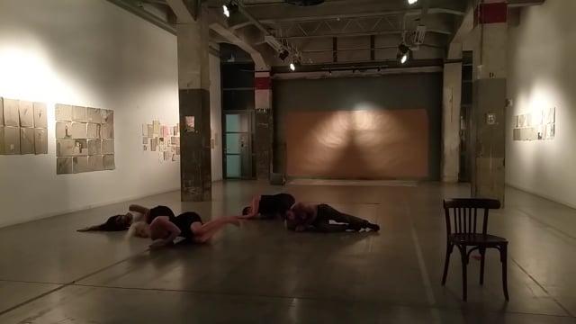 DansSpelFilmensemble Meli Kuhn Performance © Meli Kuhn 2016