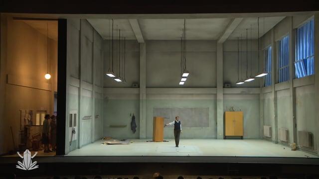 Jeanne au bûcher // Mise en scène Romeo Castellucci