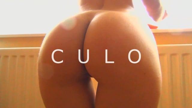 CULO: Melisa Mendini Art Nude NSFW 18+