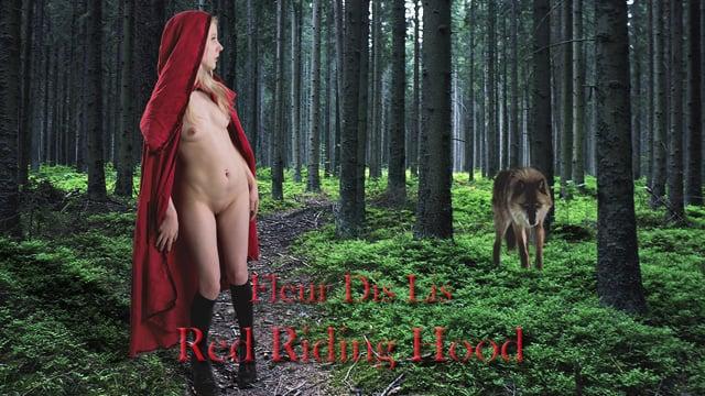 Fleur Dis Lis –  Red Riding Hood