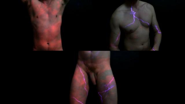 Naked Dance Study