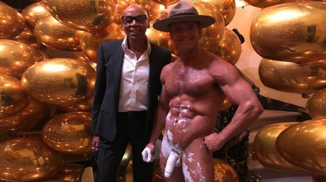 Brent Ray Fraser The Naked Artist 2020 Promo