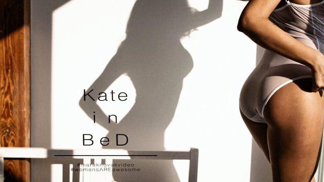 SEXY HOME BED VIDEO SENSUAL // Katerina Novakova by Marek_Novak