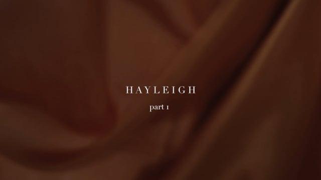 Women Are Silk – Hayleigh – part 1