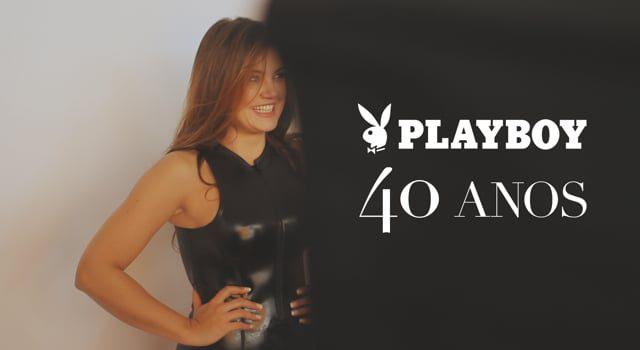 Playboy Brasil 40 anos