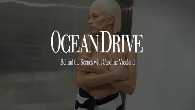 Caroline Vreeland | OceanDrive Magazine