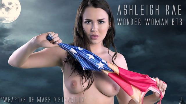 Ashleigh Rae – Wonder Woman BTS