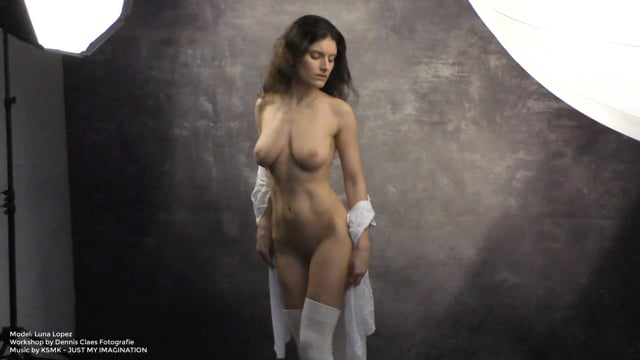 Luna Lopez – One on One Shoot