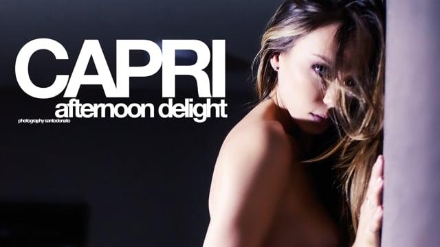 Capri Anderson – Afternoon Delight