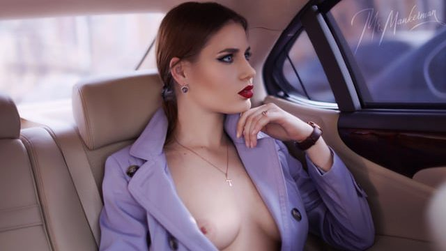 Arina saucy girl #Kiev2017 nude city & Mr.Mankerman